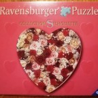 Herz, Collection Sihlouette, 22 Teile, Ravensburger