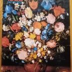 Brueghel/Blumen in brauner Vase, Schmidt, 1000 Teile