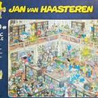Jan van Haasteren: Die Bibliothek