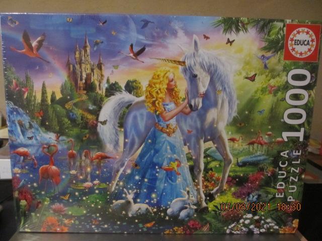 Die Prinzessin und das Einhorn