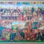 Baumhäuser von Colin Thompson-Schmidt-1000 Teile