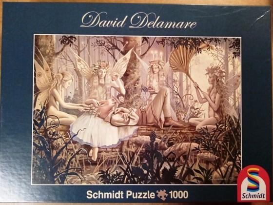 Traumsequenz, Schmidt, 1000 Teile