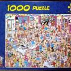 Happy Birthday, 1000 Teile, Jumbo