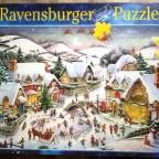 Es Weihnachtet Sehr!, Ravensburger, 2000 Teile