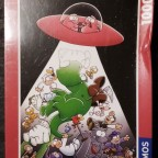 Das große UFO-Puzzle, Kosmos, 1000 Teile