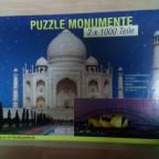 Taj Mahal + Oper Sydney-Ideenshop-2x 1000 Teile