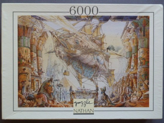 (bleibt) Nathan : Collection Rêve - Szittya: Nautilus - 6000