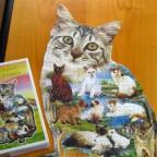 Cat Shaped1000ACME2010 – 2020Konturen-Puzzle523814900 x 560 mmHochBestand Nr. 002