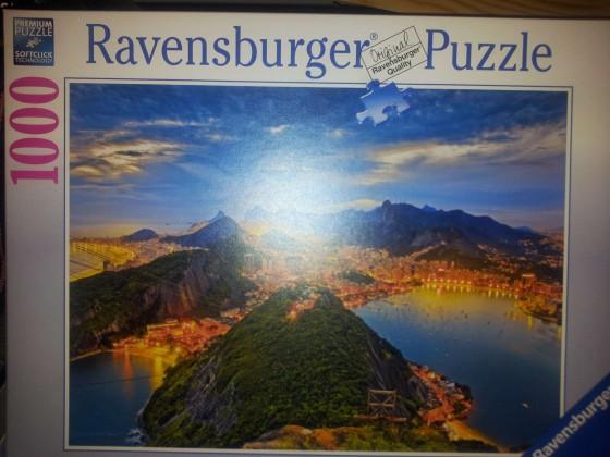 Ravensburger - Guanabara Bay - 1000