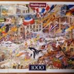 Das Wochenende - Mike Jupp, Waddingtons, 1000 Teile