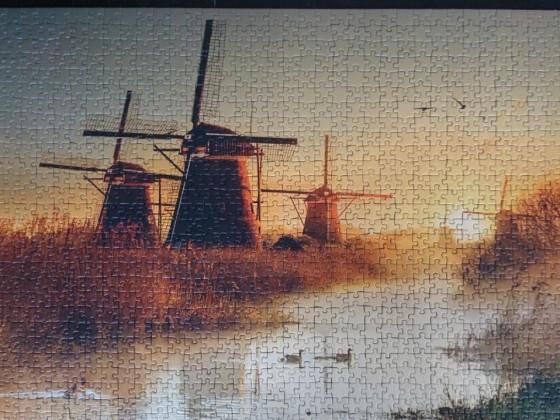 Südholland, Kinderdijk