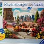Rooftop Garden, 500 Teile, Ravensburger