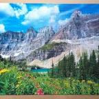 Glacier National Park , USA. 3000 pieces ( Dino Puzzle )