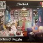 Großmutter's Stube, 1000 Teile, Schmidt