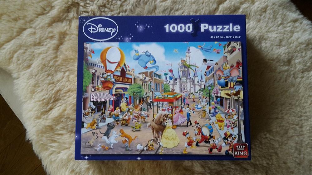 Disney: Shoppingtour 1000 King
