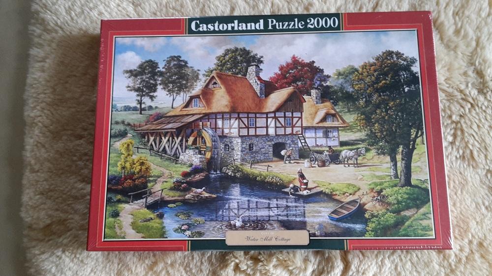 Waer Mill Cottage 2000