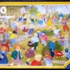 Kinderspiele, Ravensburger, 100 Teile