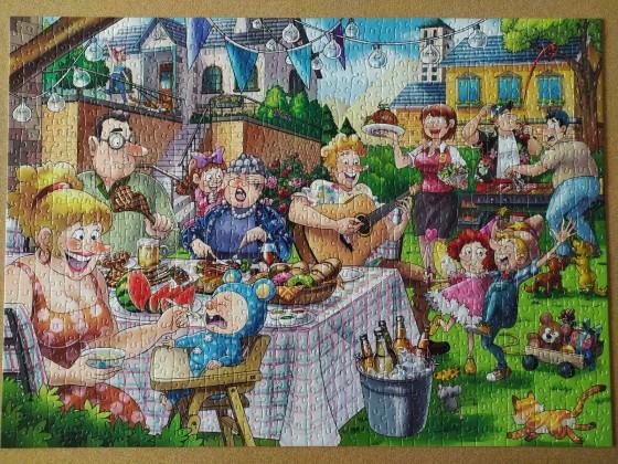 Familientreffen, 1000 Teile (little tigger)