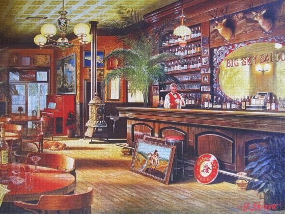 Saloon von Silvie