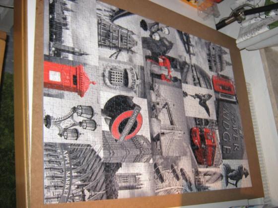 1000 Teile: RV - London