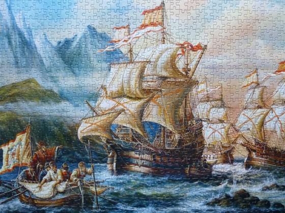 Schiff von charlie