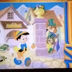 Pinocchio, 126 Teile, Schmidt