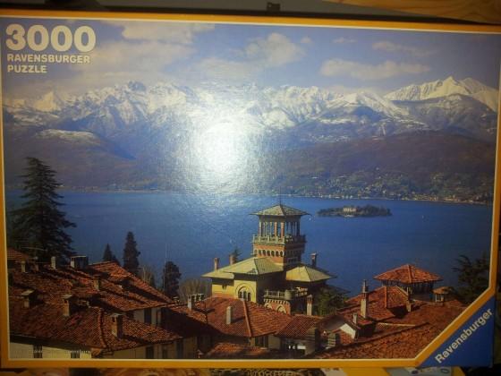 Ravensburger - Am Lago Maggiore - 3000