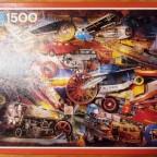 Transport, MB, 1500 Teile