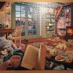 Im Ferienhaus/Steve Read, 1000 Teile (Schmidt)