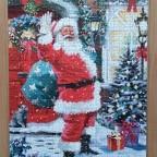 Santa's Arrival 1000 Pieces ( Falcon de luxe )