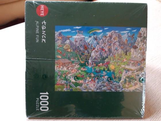 1000 Alpine Fun