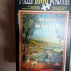 Along the Malibu Minipuzzle- Educa-1000 Teile