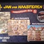 Jan van Haasteren, 30 Years Anniversary Box, Jumbo, 3 x 1000 Teile