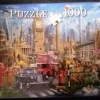 London, Innovakids, 1000 Teile