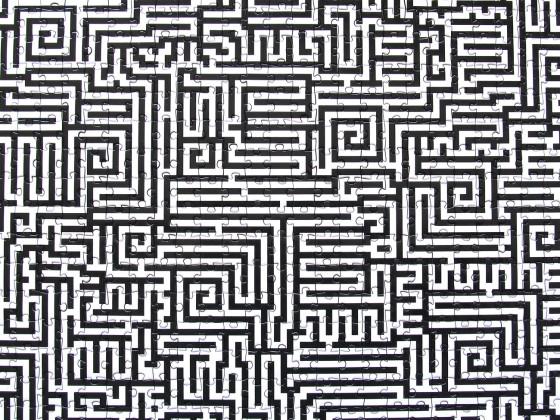 Labyrinth von Silvie