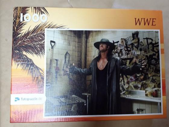 WEE Undertaker