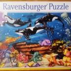 Unter dem Meer, 100 Teile, Ravensburger