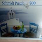 Santorin-Schmidt-500 Teile