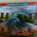 Private Wave von Jacek Yerka-Castorland-2000 Teile