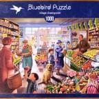 Village Greengrocer, 1000 Teile, Bluebird