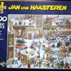 Christmas, 1000 Teile, Jumbo