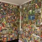 Eine Colin Thompson Sammlung