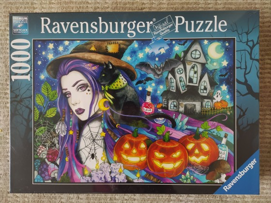 Halloween, 1000 Teile (Ravensburger)