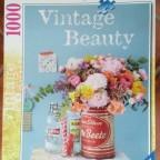 Vintage Beauty-Ravensburger-1000 Teile