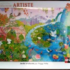 Jardin enchanté, 1500 Teile, Nathan