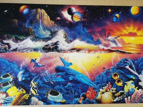 Galaxy of Life