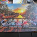Ravensburger Fahrräder in Amsterdam 1000