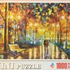 Rain's Rustle in the Park von Leonid Afremov