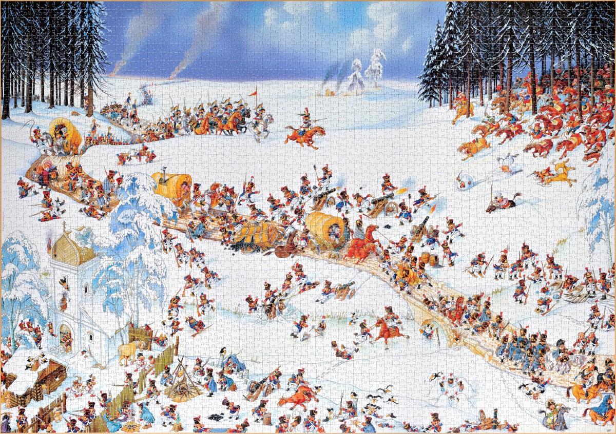 Heye - Napoleon's Winter Games, 4000