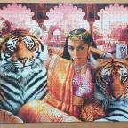 Indian Princess 1504 pieces ( Clementoni )